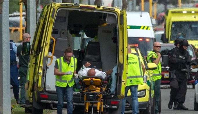 Terör saldırısına dünyadan tepkiler