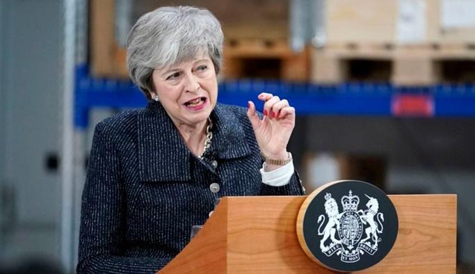 Theresa May: Brexit'ten asla çıkamayabiliriz