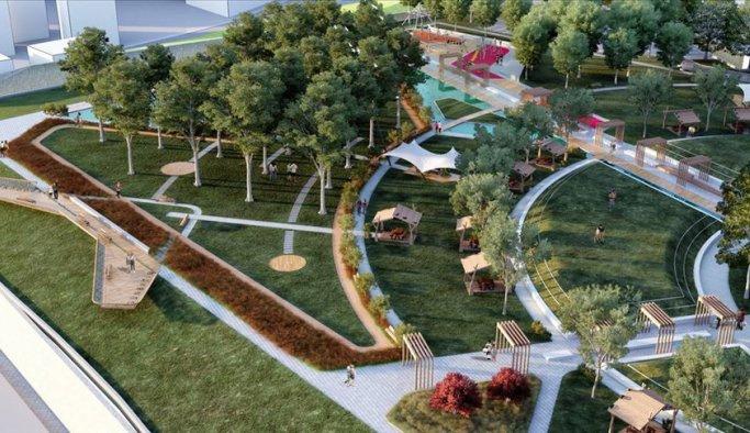 Trabzon'a iki yeni millet bahçesi geliyor