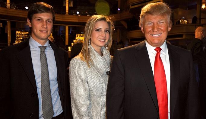 Trump kızı ve damadına kapıyı gösterdi iddiası