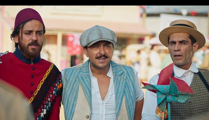 Türk İşi Dondurma filminin konusu nedir?