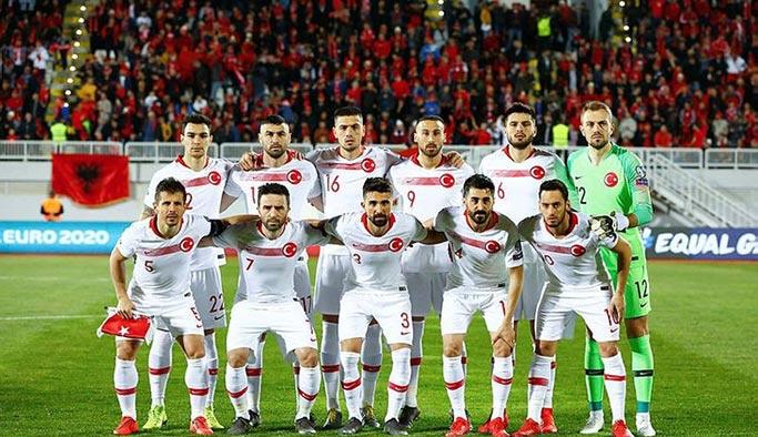 Türkiye-Moldova maç sonucu: 4-0
