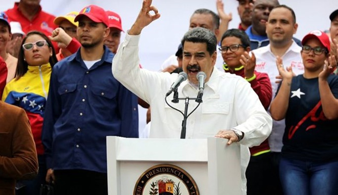 Venezuela'da darbe girişiminde yeni aşama