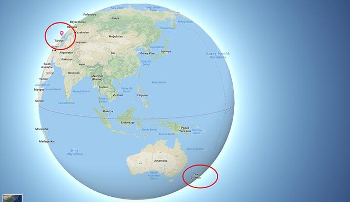 Yeni Zelanda nerede, Yeni Zelanda'da ne kadar Müslüman var?