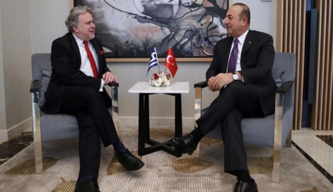 Yunanistan: Türkiye'nin haklarının farkındayız