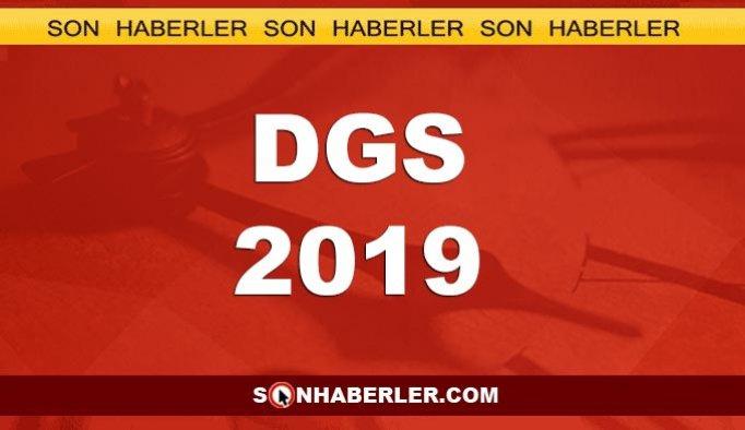 2019 DGS başvuru kılavuzu yayınlandı mı?