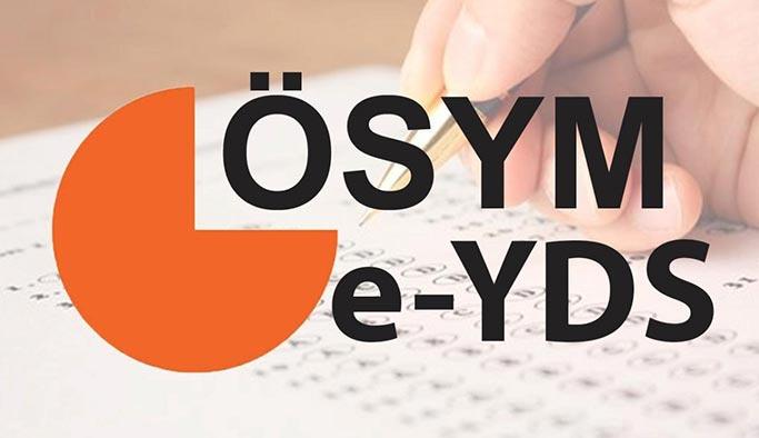 2019 e-YDS başvuruları başladı