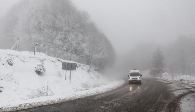 20 Nisan hava durumu - Meteoroloji'den kar ve kuvvetli yağış uyarısı