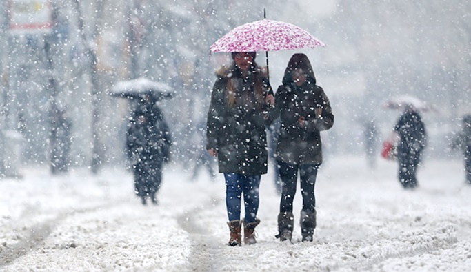 21 Nisan hava durumu - Meteoroloji'den kar uyarısı