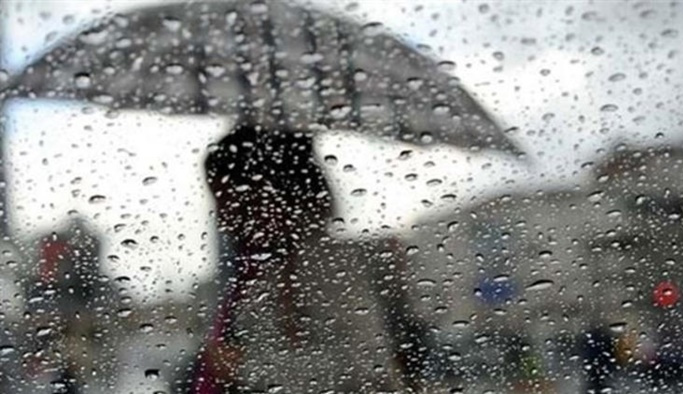 24 Nisan hava durumu - Meteroroloji açıkladı: Marmara'da sağanak bekleniyor