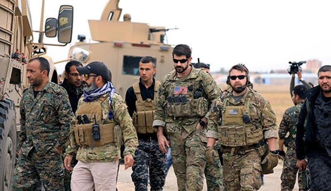 ABD'den 'Güvenli Bölge' açıklaması: YPG olmayacak