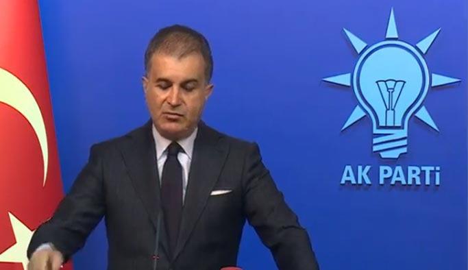 AK Parti'den İmamoğlu'nun imzasına tepki: Saygısızlık!