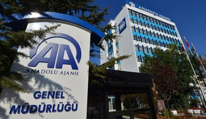 Anadolu Ajansı'ndan yalanlama