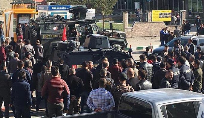 Ardahan'da vatandaşları sokağa döken iddia