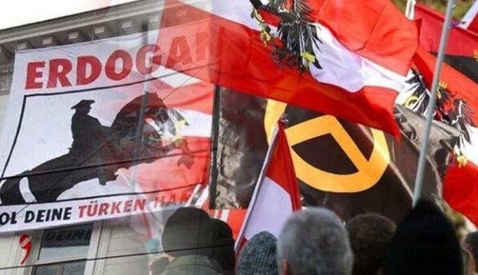 Avusturya'da Irkçı örgüte 1.1 milyon Euro bağış