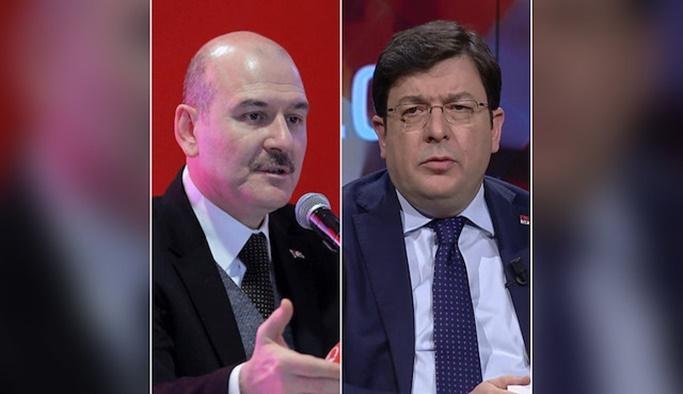 Bakan Soylu'dan CHP'li Erkek hakkında suç duyurusu