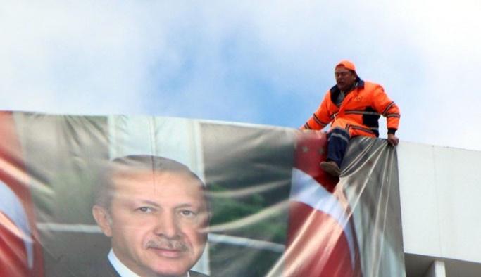 CHP'li Belediye Başkanı Tanju Özcan 97 işçiyi işten attı, bir işçi intihara kalkıştı