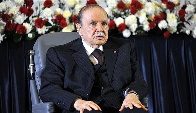 Buteflika'dan Cezayir halkına veda mektubu