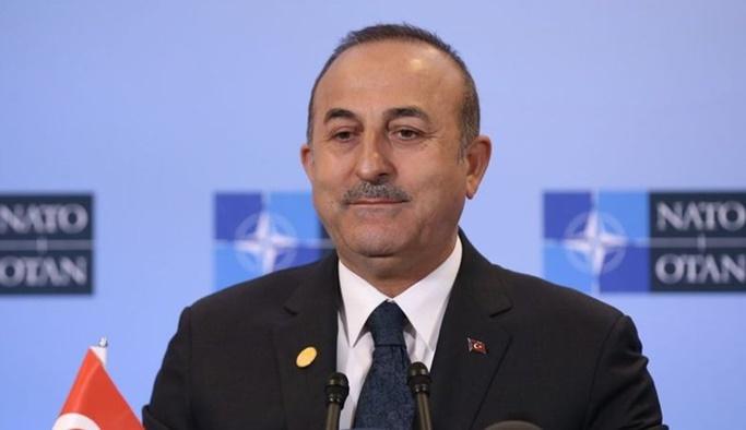 Cezayirlilerden Çavuşoğlu'na büyük destek