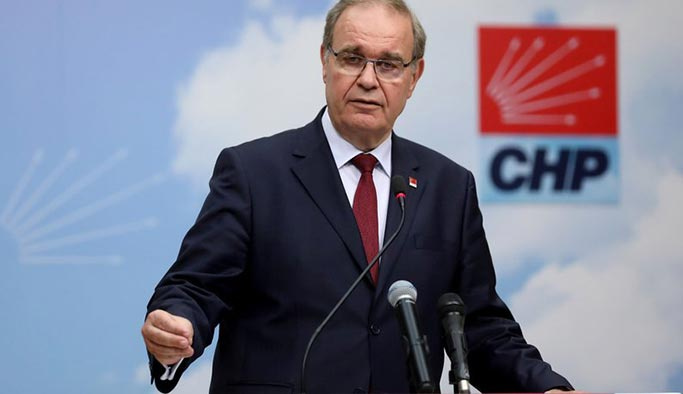 Cumhurbaşkanı Erdoğan'ın açıklamalarına CHP'den cevap
