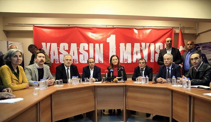 DİSK'ten 1 Mayıs için Taksim talebi