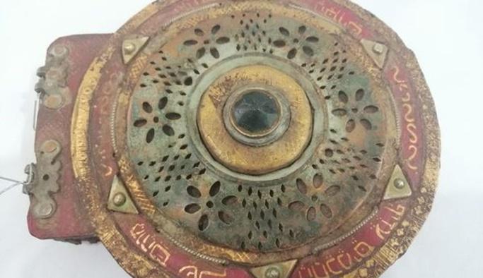 Diyarbakır'da ele geçirildi, tam 1100 yıllık