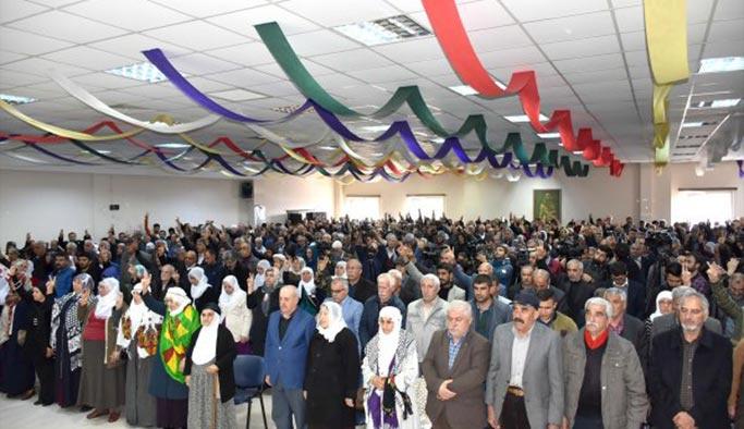 Diyarbakır'da seçilen HDP'li başkanın ilk icraatı