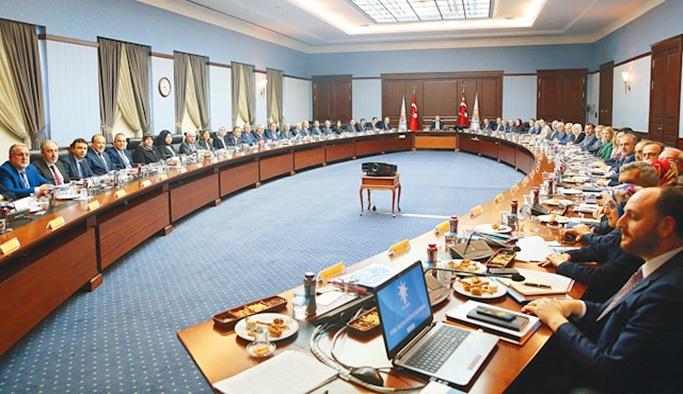 Erdoğan'dan Ankara teşkilatına: Kavgacı değil, uzlaşmacı olun