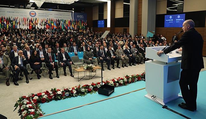 Erdoğan: YSK noktayı koyduğu zaman bizim için de mesele bitmiştir