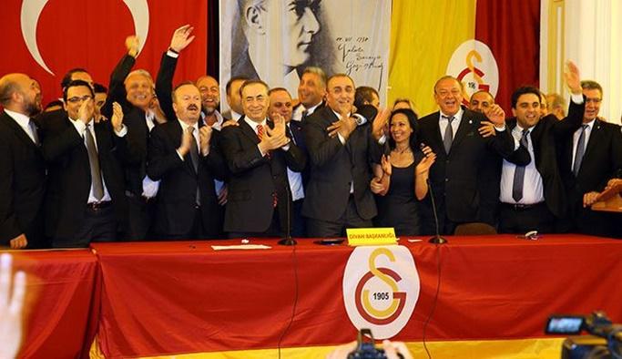Galatasaray'da seçim zorunluluğu ortadan kalktı