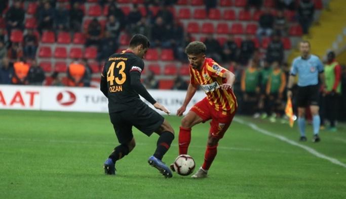 Galatasaray Kayserispor maçı canlı izle