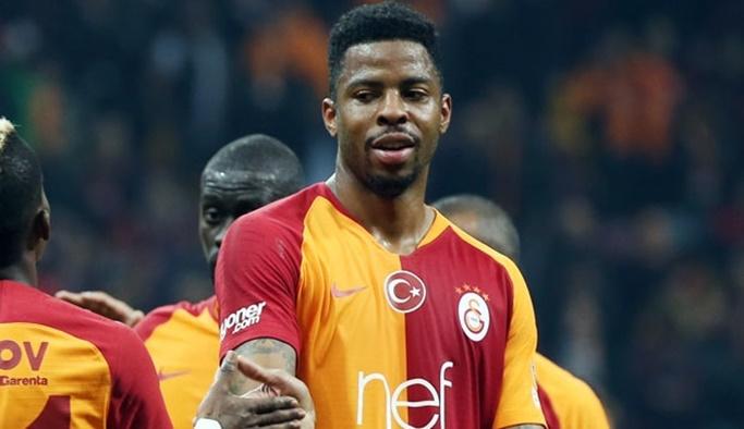 Galatasaray-Kayserispor maçında Donk zamanı