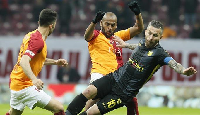 Galatasaray kupada avantajı kaybetti