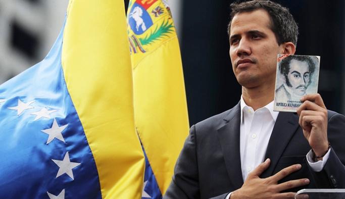 Guaido'dan Venezuelalılara provokatif çağrı