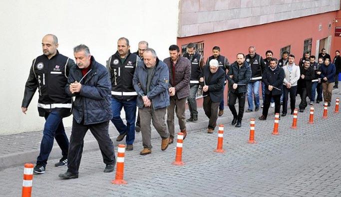 Hapisteki FETÖ üyelerinin sayısı belli oldu