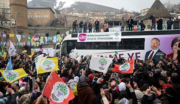 HDP Bitlis'te 3 belediye kaybetti, AK Parti 10 belediye kazandı