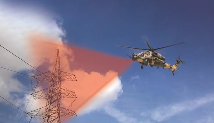Helikopter Engel Tespit Sistemi Projesi imzalandı