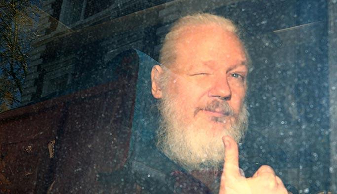 Herkes merak ediyordu, Assange neden verildi diye; cevabı bulundu
