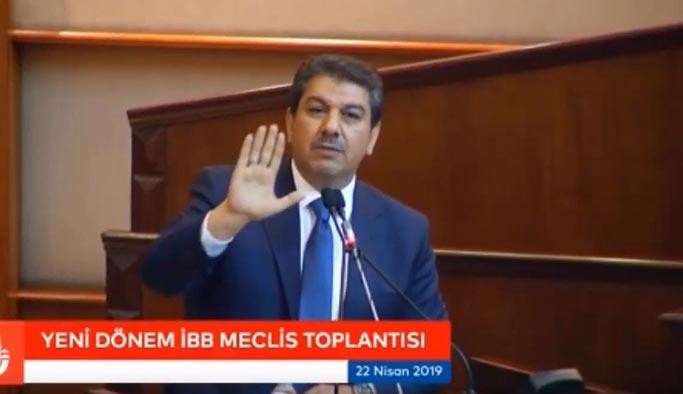 İBB Meclisi'nde 'Canan Kaftancıoğlu ve Gezi' tartışması