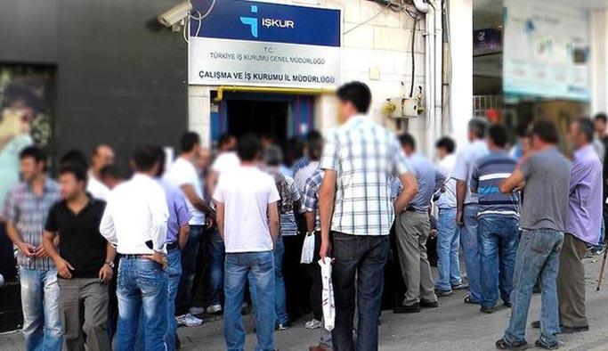 İşsizlik rakamları yüzde 14'e yükseldi