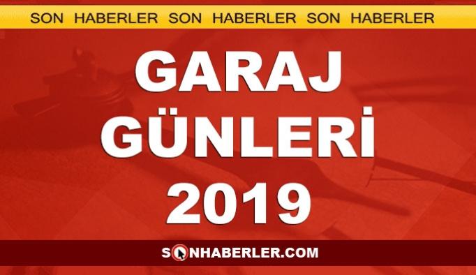 İstanbul 2020 Garaj Günleri adres ve tarihleri