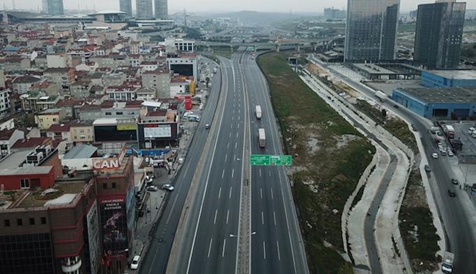 İstanbul'da tüm yollar trafiğe açıldı