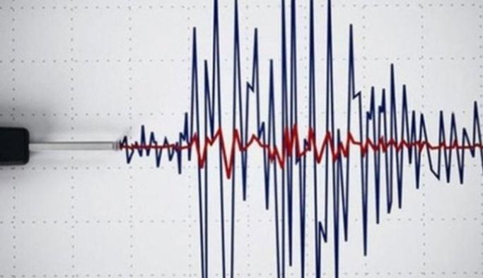 İzmir'de kokutan deprem