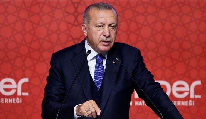Karamollaoğlu'nun Çamlıca Camii çıkışına Erdoğan'dan tepki
