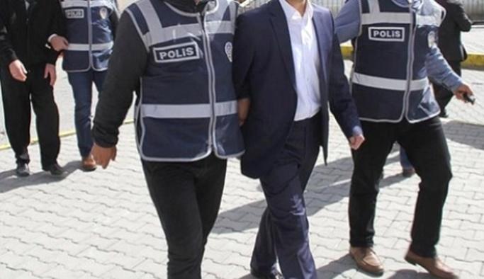 KHK ile ihraç edilmiş 59 polise FETÖ'den gözaltı