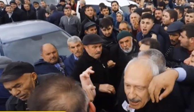 Kılıçdaroğlu'na saldıranlar ile ilgili yeni gelişme