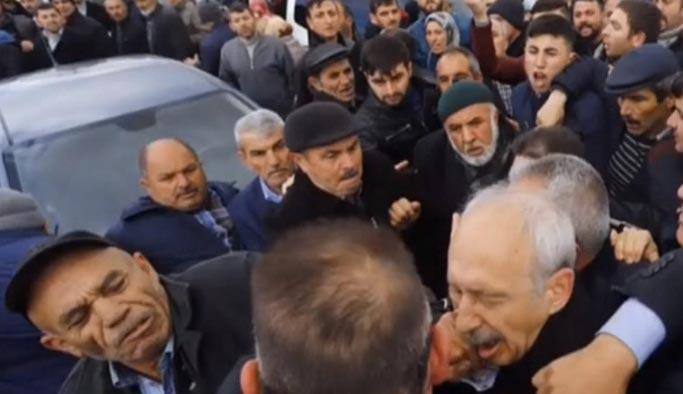 Kılıçdaroğlu saldırganların hepsinden şikayetçi oldu