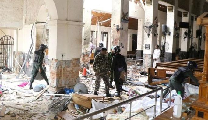 Korkutan Sri Lanka uyarısı: Tekrar saldırılar olabilir