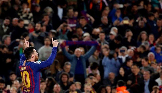La Liga'da şampiyon kesinleşti