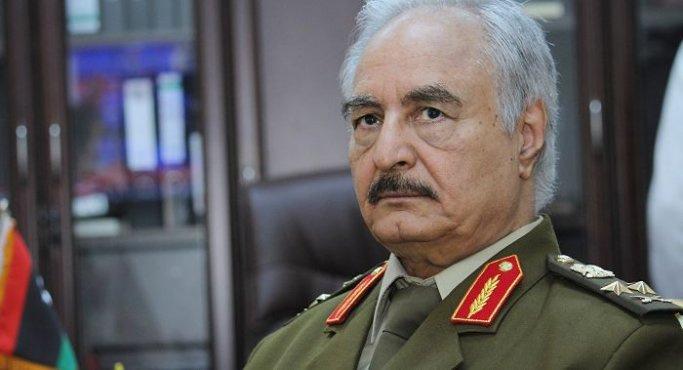 Libya'da Halife Hafter'e karşı harekât başladı